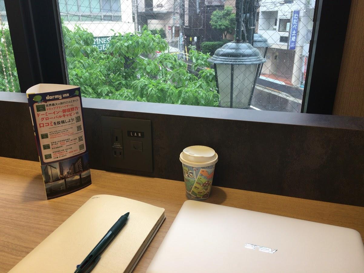 ホテルレビュー2 global cabin五反田