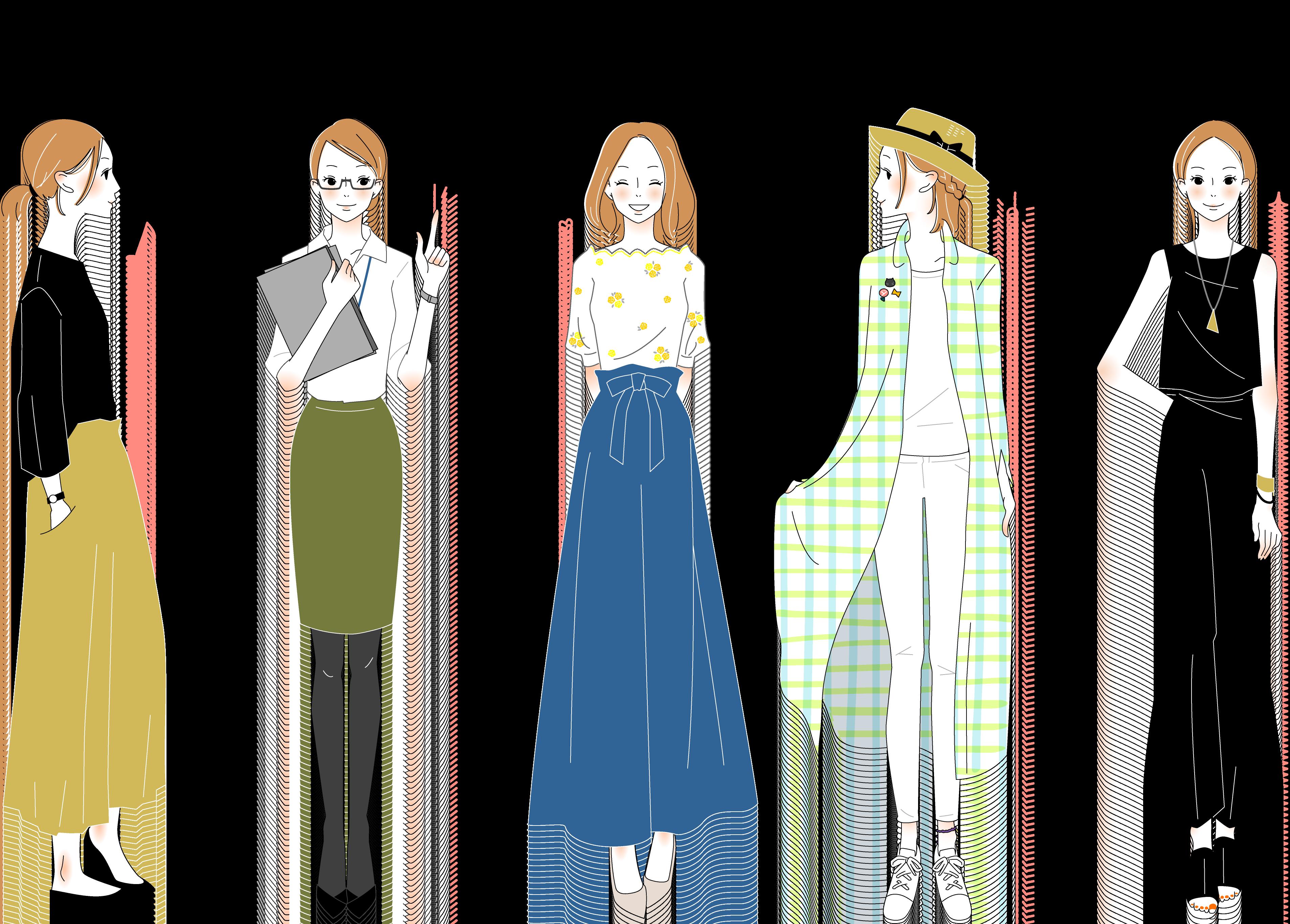 せどらーファッション 機能性と効率とおしゃれについての考察