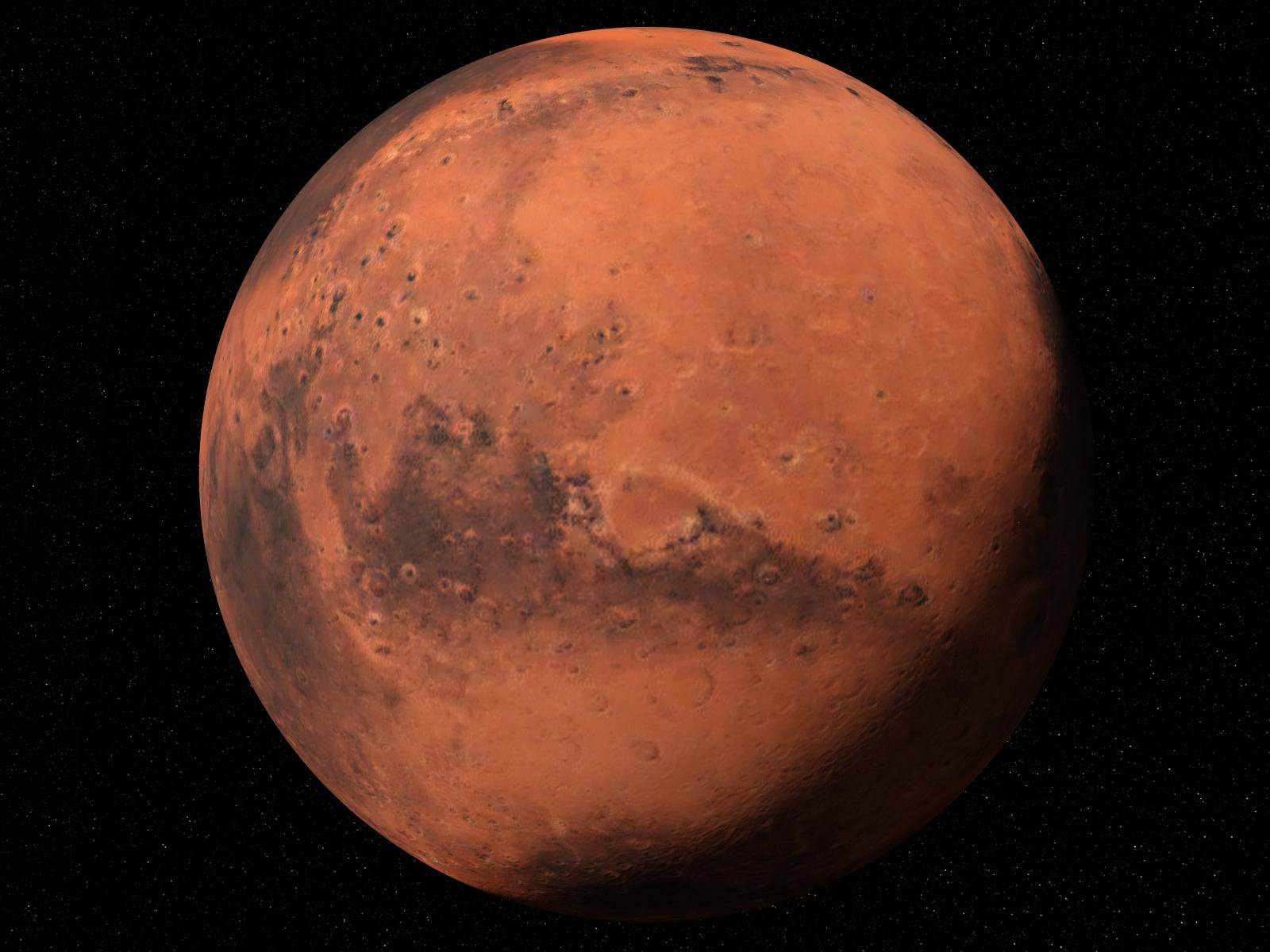 天体の力をせどりにも利用 火星のOut of Bounds